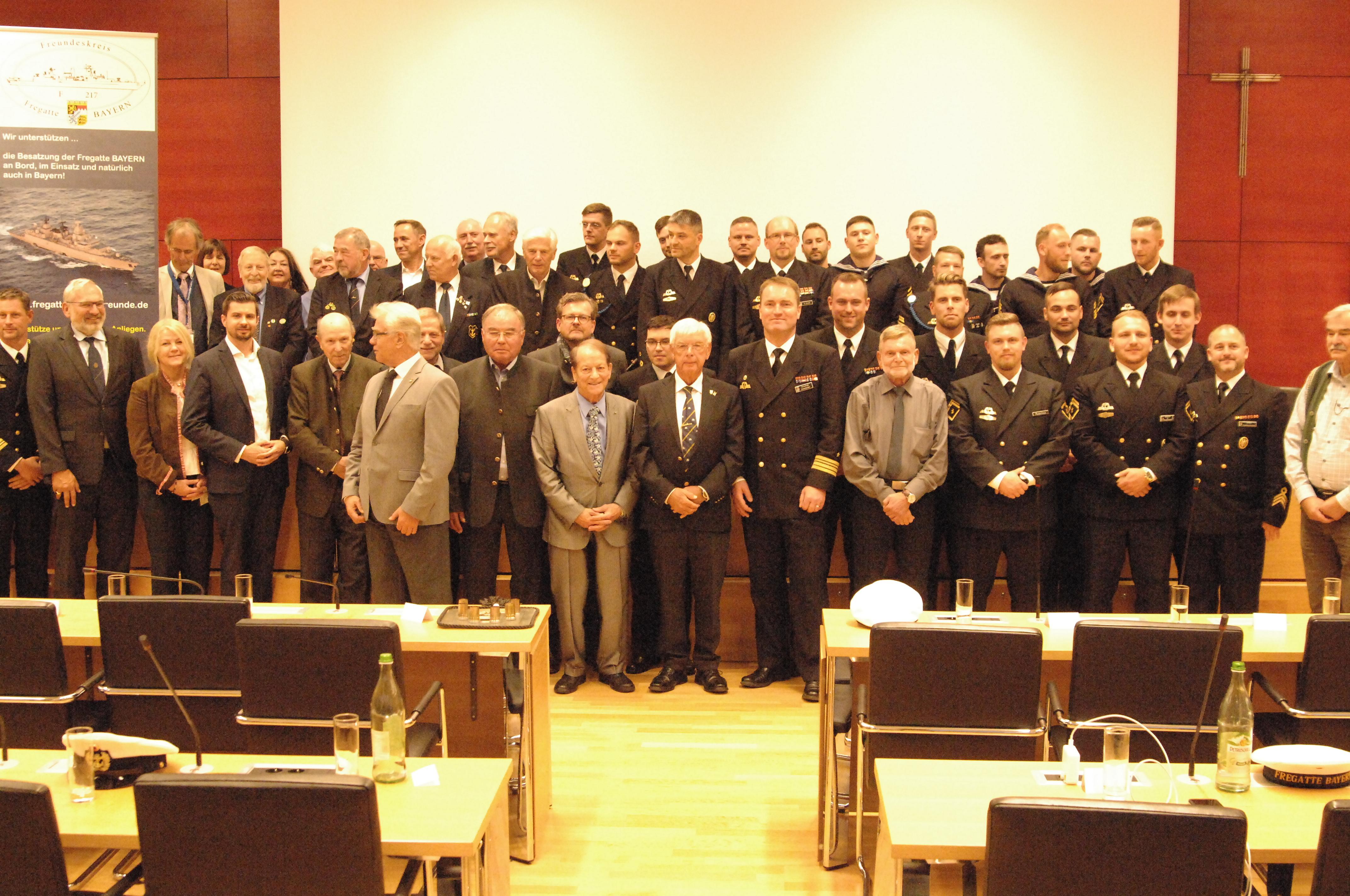 Mitgliederversammlung und Begrüßung der Schirmherrin am 25.09.2019